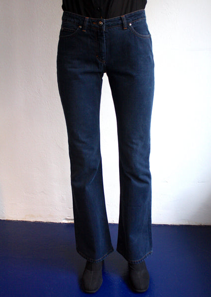 HUGO BOSS FLARED JEANS SIZE 29