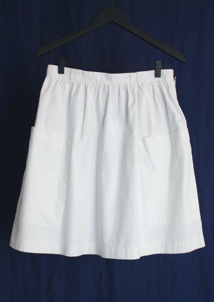 <strong>SEE BY CHLOÉ</strong> COTTON SKIRT SIZE 38