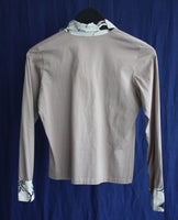 <strong>PAUL & JOE</strong> JERSEY BLOUSE SIZE XS