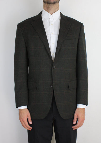 <strong>BALDESSARINI</strong> CASHMERE AND WOOL BLAZER SIZE 52