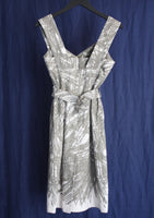 <strong>VIVIENNE WESTWOOD</strong> BELTED DRESS SIZE 38