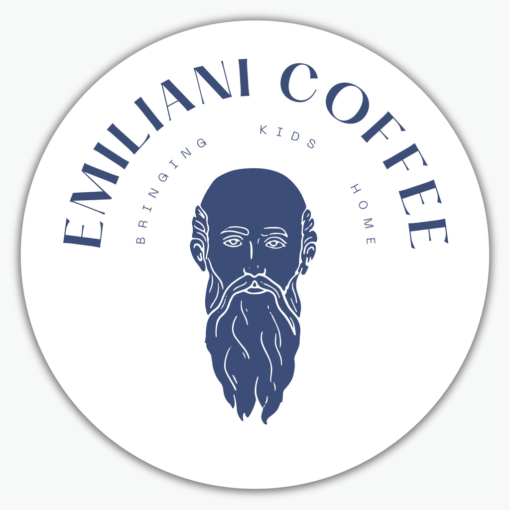 Emiliani Coffee Sticker