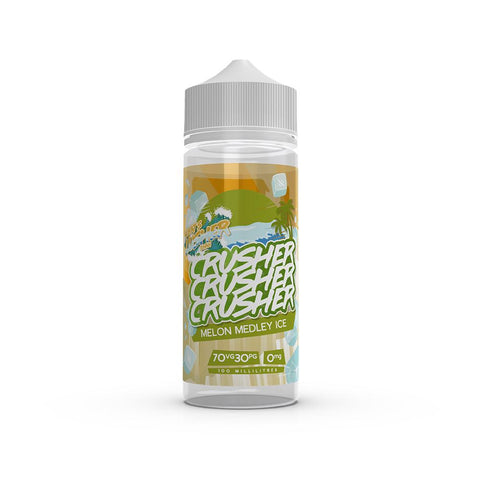Crusher Melon Medley Ice - 100ml Short Fill