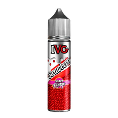 IVG Strawberry - 50ml Short Fill