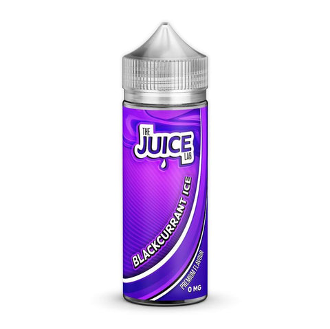 The Juice Lab Blackcurrant Menthol - 100ml Shortfill