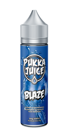 Pukka Juice Blaze - 50ml Short Fill