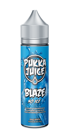 Pukka Juice Blaze No Ice - 50ml Short Fill