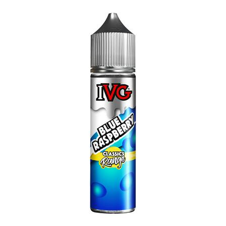IVG Blue Raspberry - 50ml Short Fill