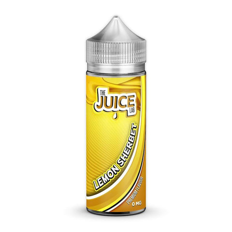 The Juice Lab Lemon Sherbet - 100ml Shortfill