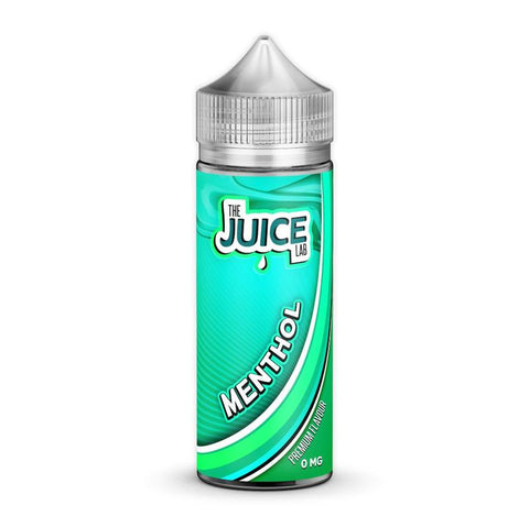 The Juice Lab Menthol - 100ml Shortfill