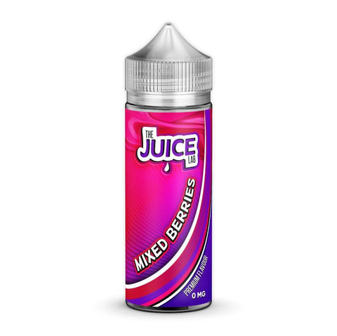 The Juice Lab Mixed Berries - 100ml Shortfill