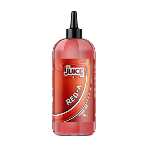 The Juice Lab Red A - 500ml Shortfill