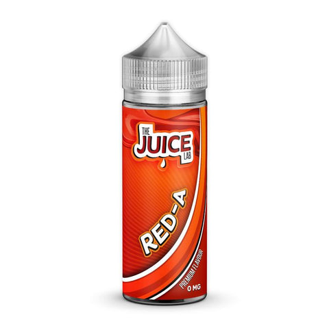 The Juice Lab Red A - 100ml Shortfill