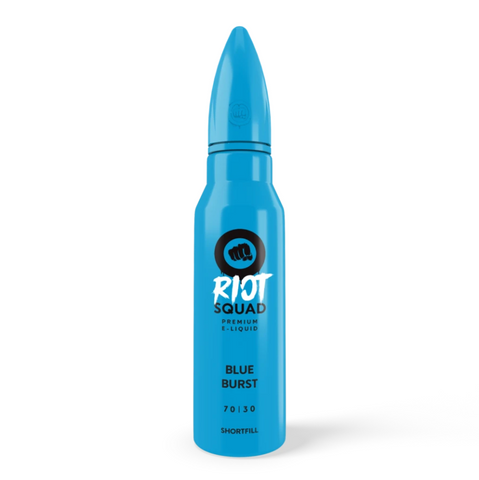 Riot Squad Blue Burst - 50ml Short Fill
