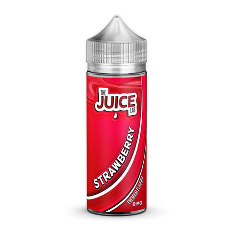 The Juice Lab Strawberry - 100ml Shortfill