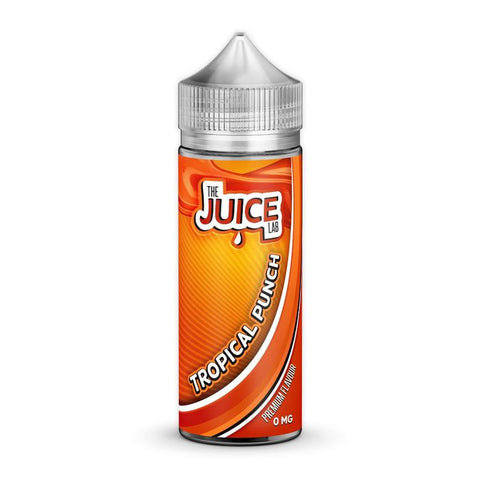 The Juice Lab Tropical Punch - 100ml Shortfill
