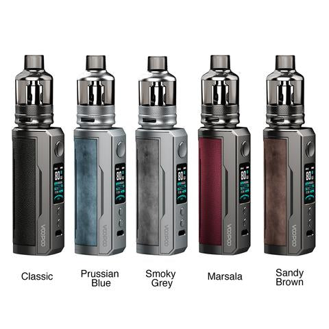 VooPoo Drag X PLUS Complete Pod Kit