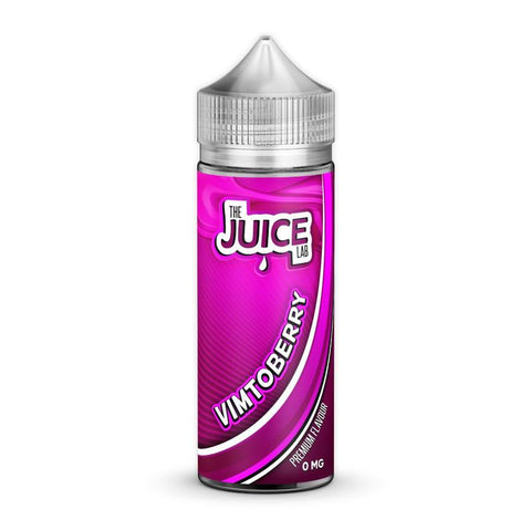 The Juice Lab Vimtoberry - 100ml Shortfill