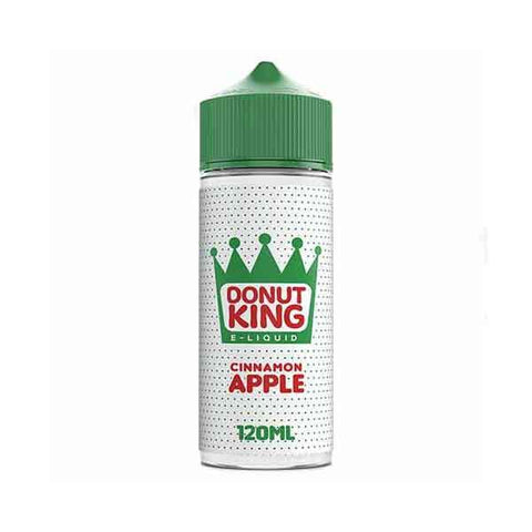 Donut King Cinnamon Apple - 100ml Shortfill
