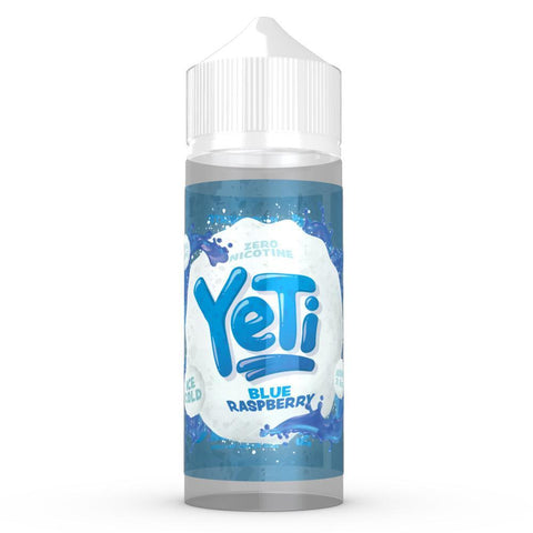Yeti Blue Raspberry - 100ml Shortfill