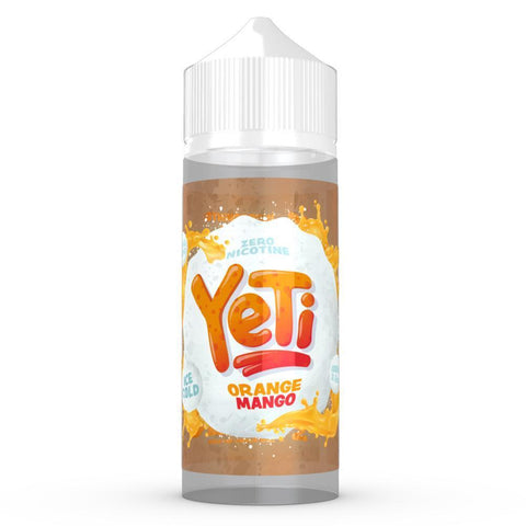 Yeti Orange Mango - 100ml Shortfill