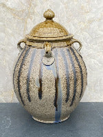 Mark Hewitt Pottery jar