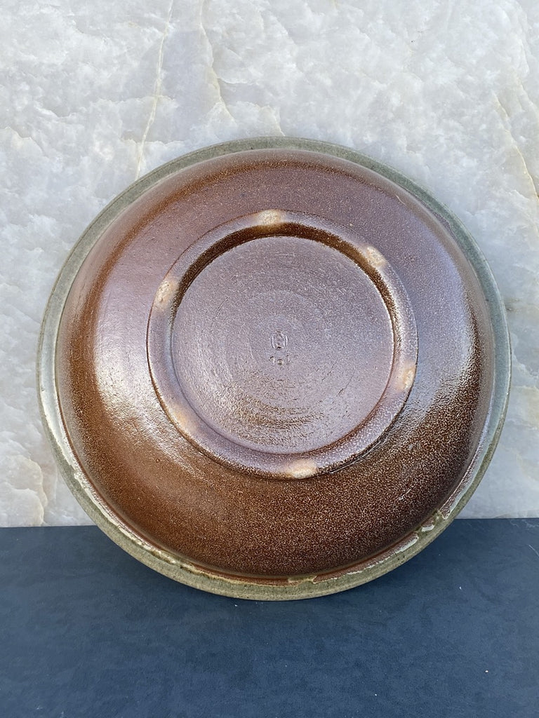Handmade Pottery Serving Bowl