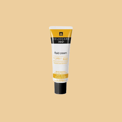 Heliocare 360 Fluid Cream-The Beauty Room Eastwood
