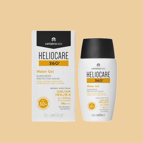 Heliocare 360 Water Gel-The Beauty Room Eastwood