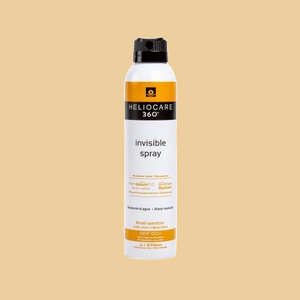 Heliocare 360 Invisible Spray-The Beauty Room Eastwood