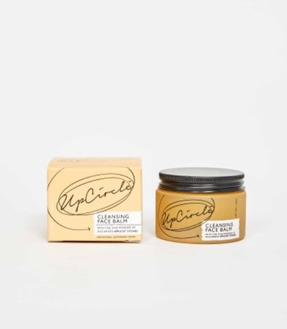 CLEANSING FACE BALM W/ APRICOT POWDER 50ML-The Beauty Room Eastwood