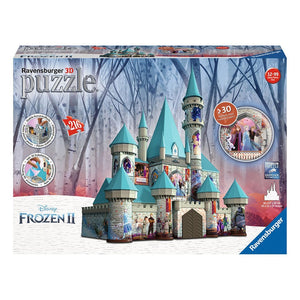 3D Frozen Castle 216 Piece