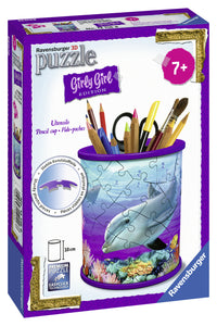 3D Pencil Holder Underwater 54 Piece