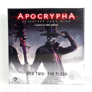 Apocrypha Acg Box 2 The Flesh