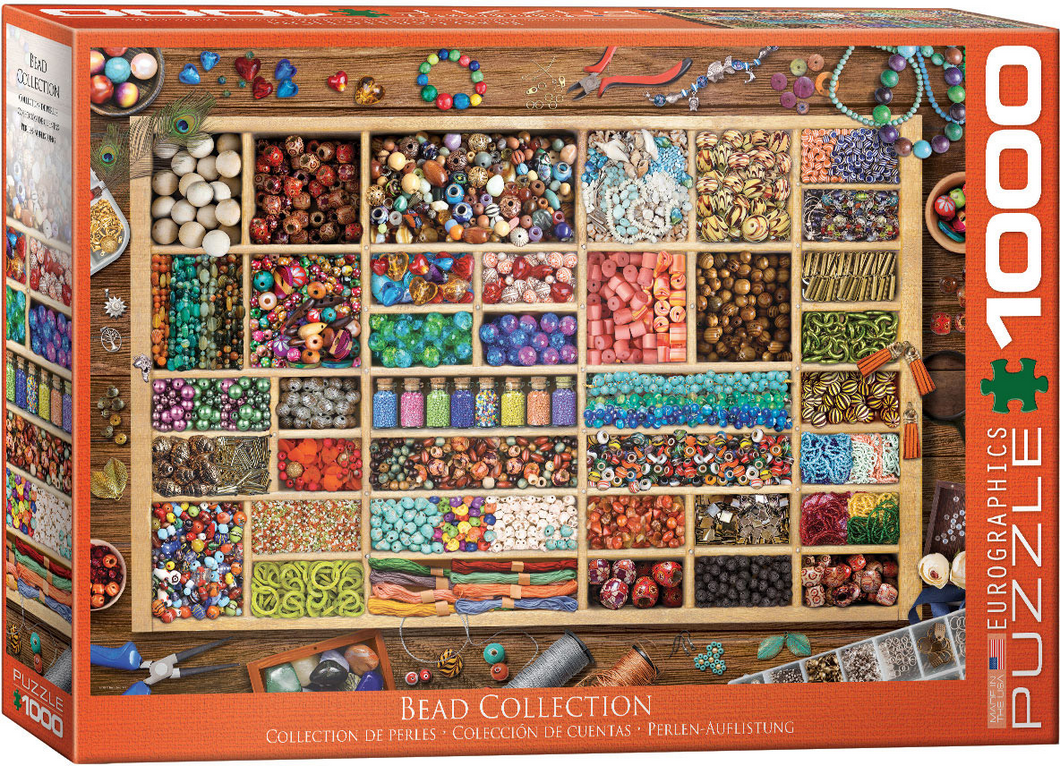 Bead Collection 1000 Piece