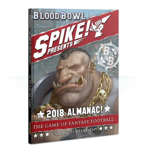 Blood Bowl Spike! 2018 Almanac