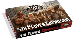 Blood Rage Fifth Player Expansion