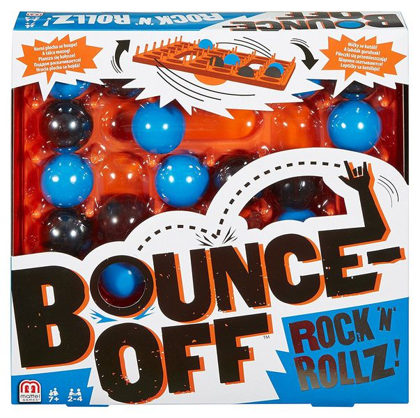 Bounce-Off Rock N' Rollz