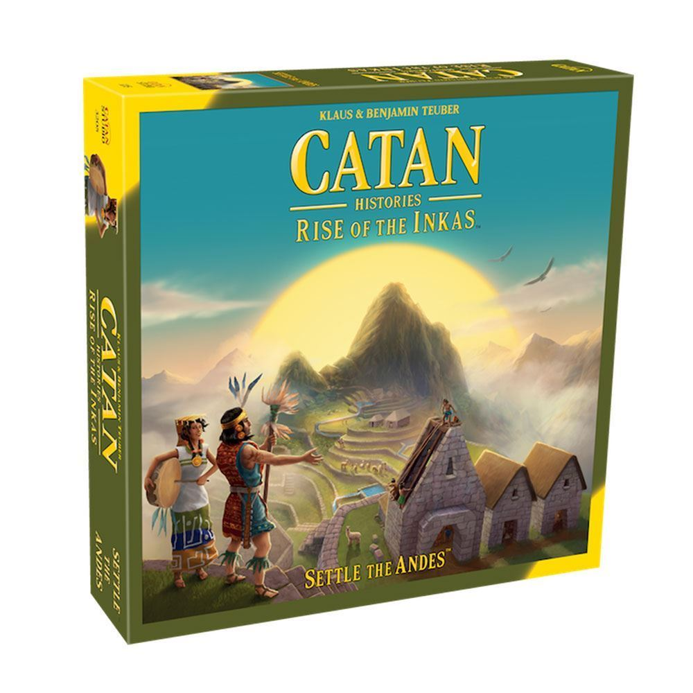 Catan Histories Rise Of Inkas