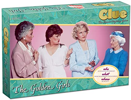 Clue Golden Girls