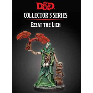 D&D Ezzat The Lich Mini