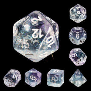 Dice Set 7 Forever Love