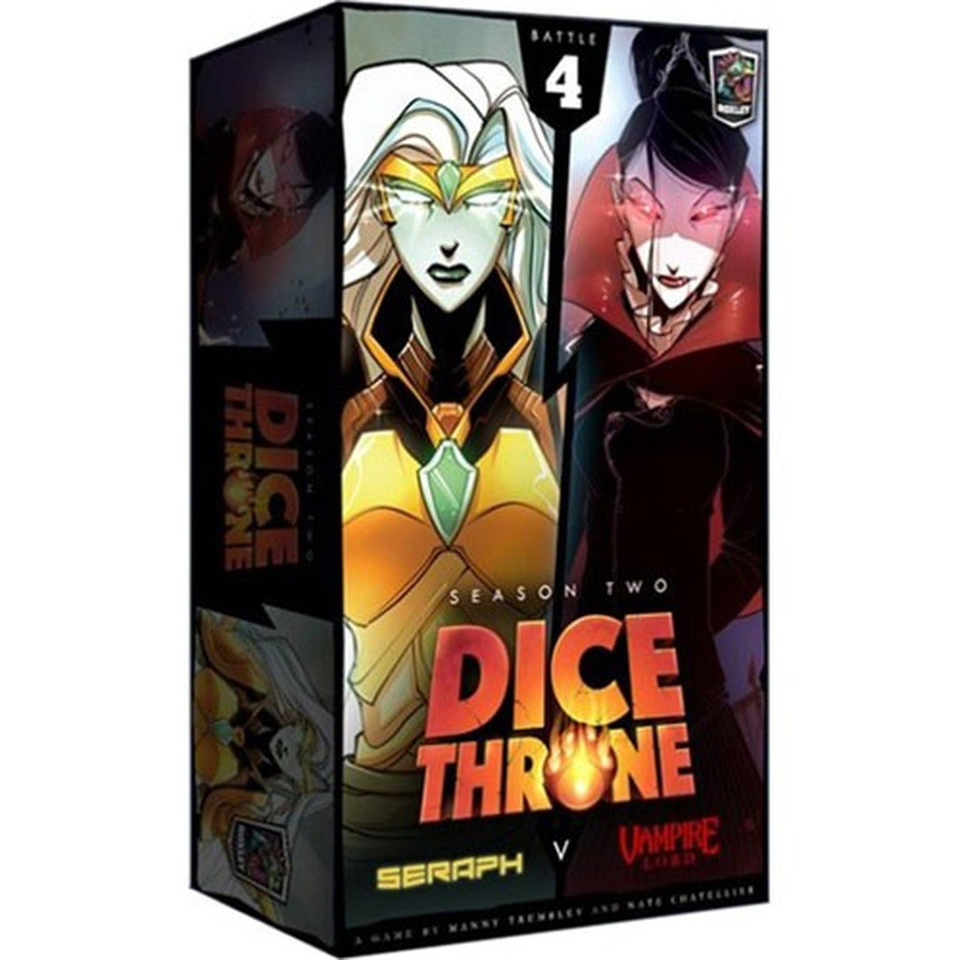 Dice Throne Season 2 Box 4