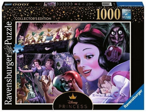 Disney Snow White Collector's Ed 1000 Piece