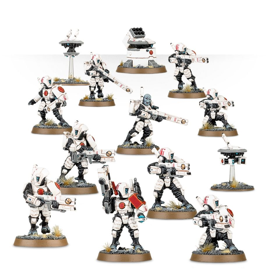 Fire Warriors Strike Team