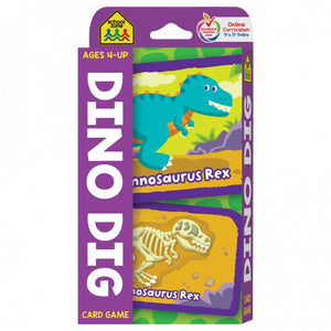 Flashcards Dino Dig