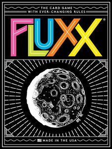 Fluxx Card Game Version 5.0