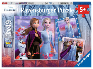 Frozen 2 (3 Pack) 49 Piece