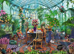 Greenhouse Morning 500 Piece