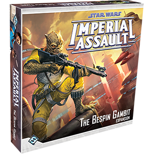 Imperial Assault Bespin Gambit Expansion